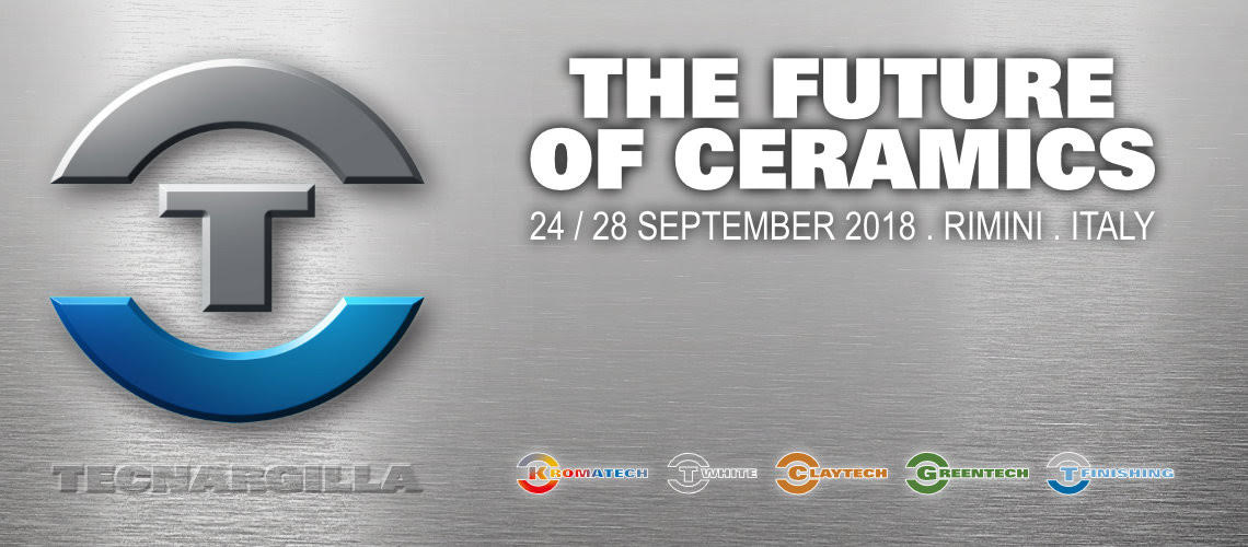 Tecnoargilla 2018 - The future of ceramics