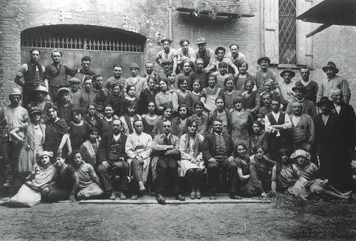 Il distretto ceramico di Sassuolo nel 1968!